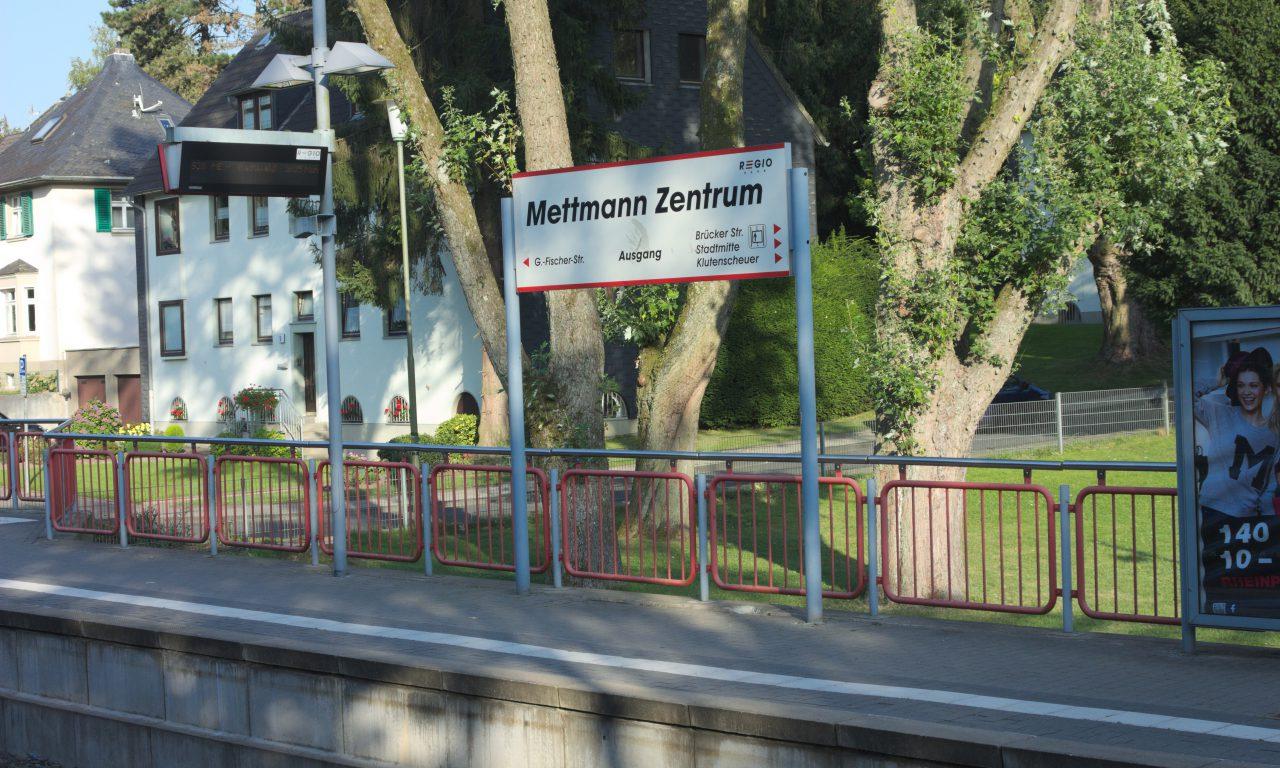 Mettmann S-Bahn