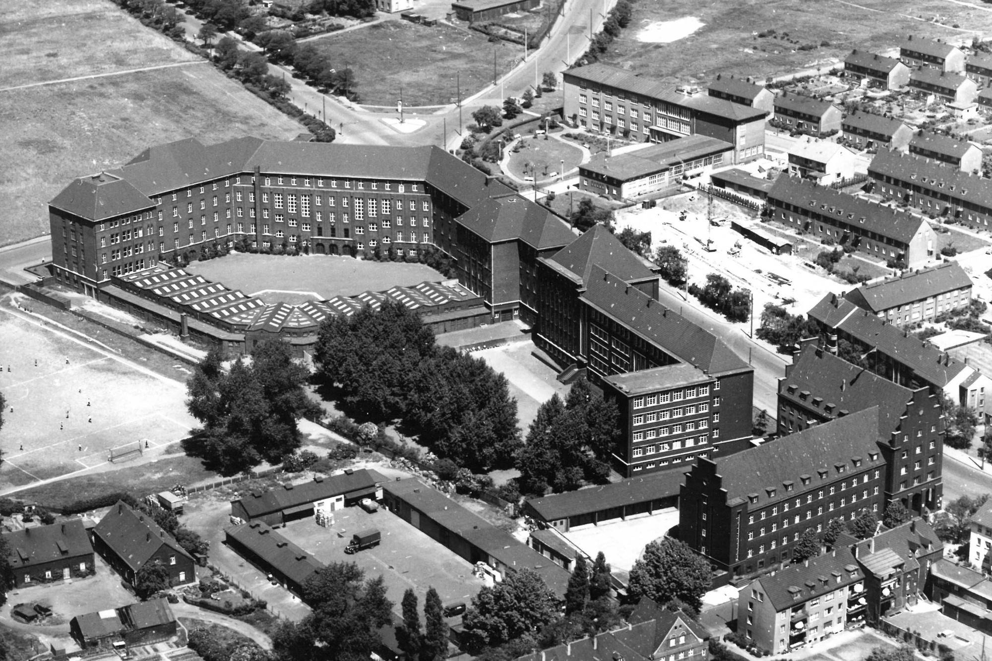 Duisburg Hamborn 1959