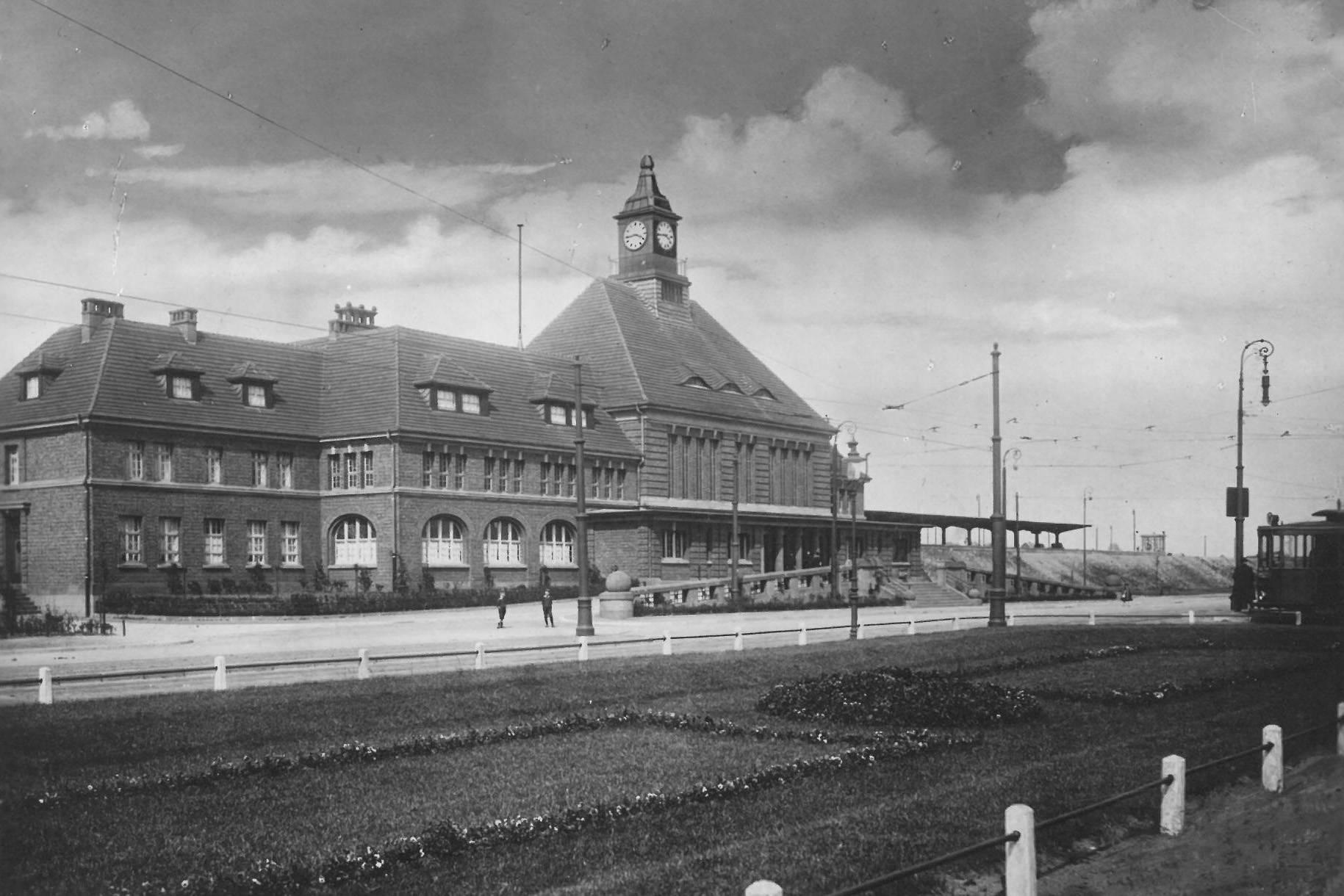 Duisburg Hamborn 1912