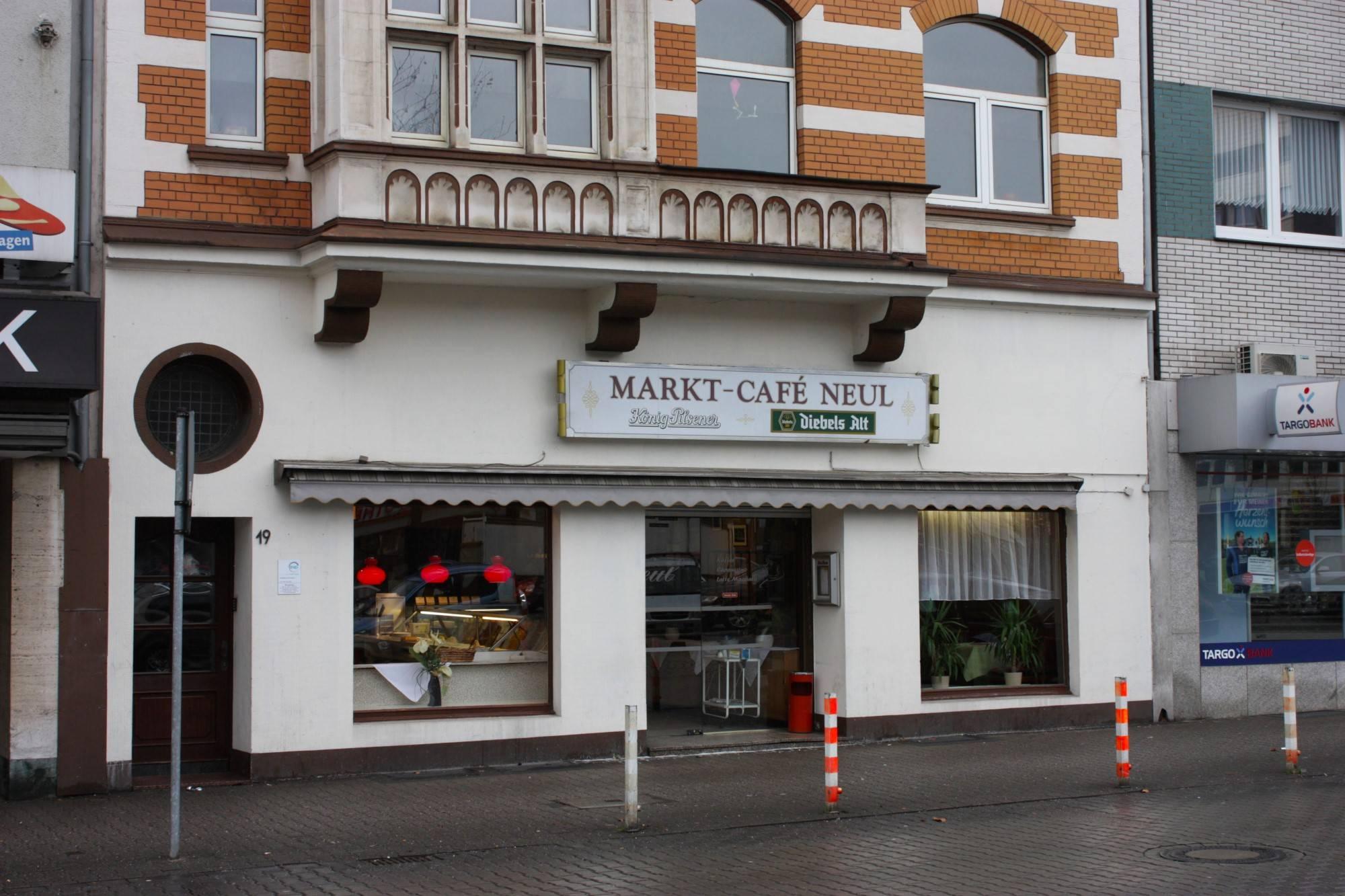 Duisburg Hamborn Café