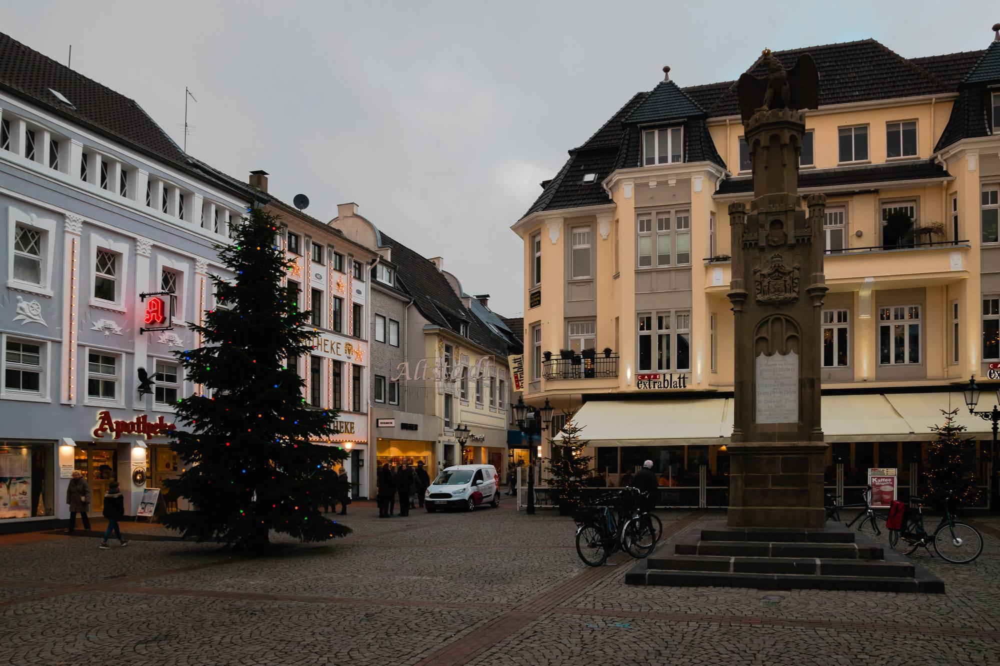 Moers Altstadt