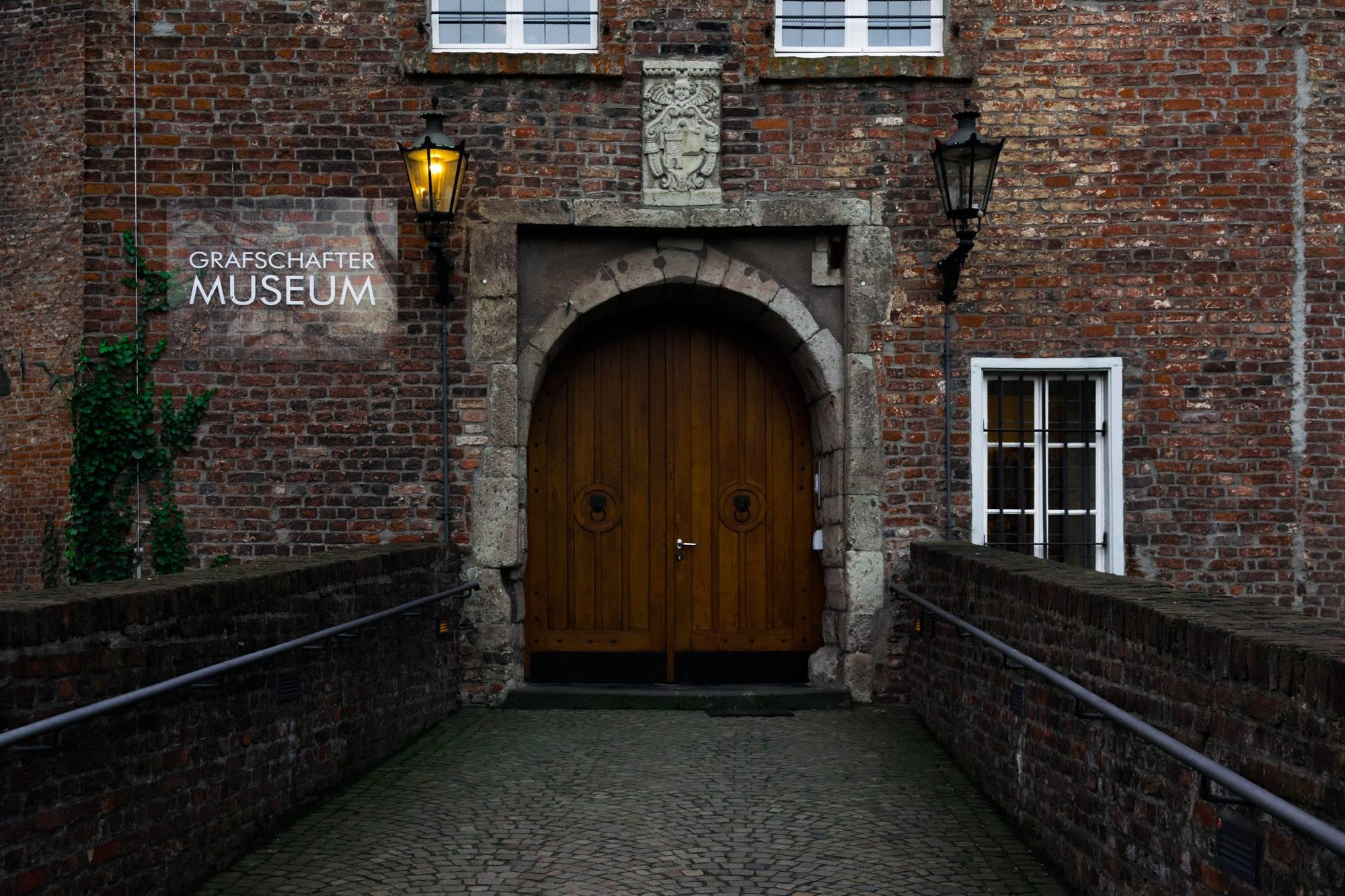 Grafschafter Museum Eingang