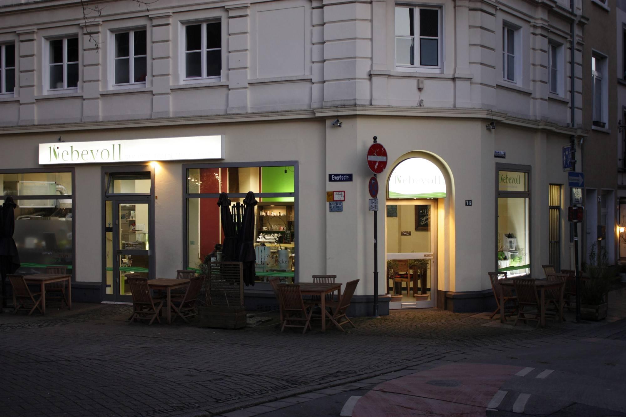 Krefeld veganes Restaurant