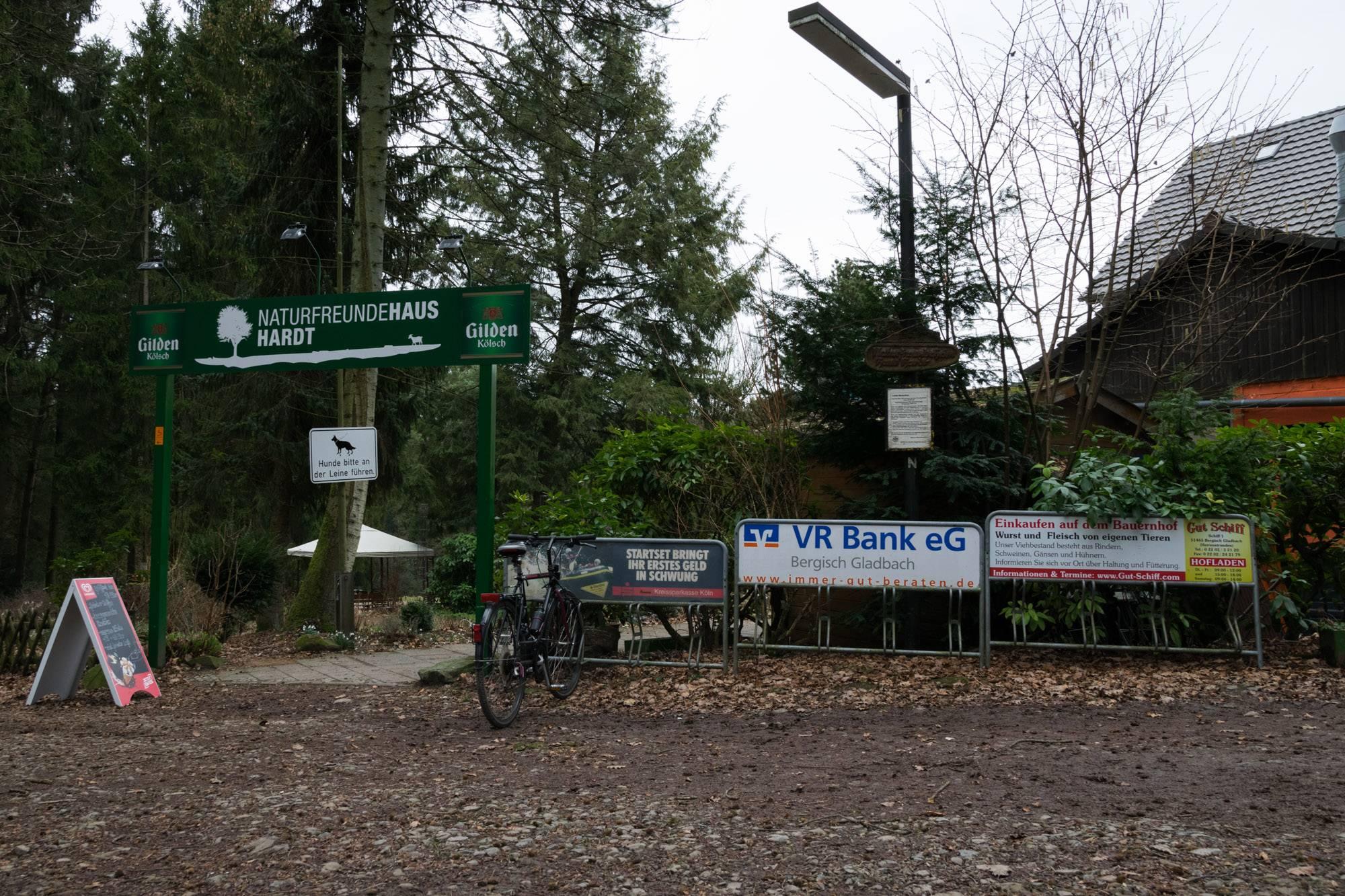 Bensberger Schlossweg