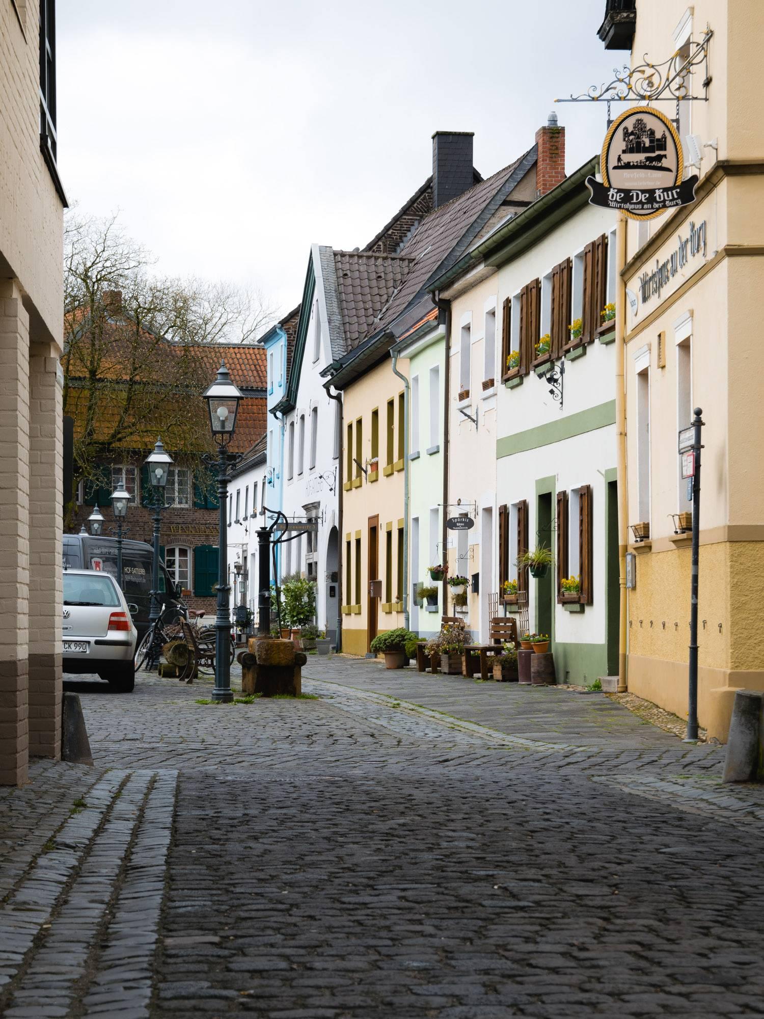Krefeld Linn