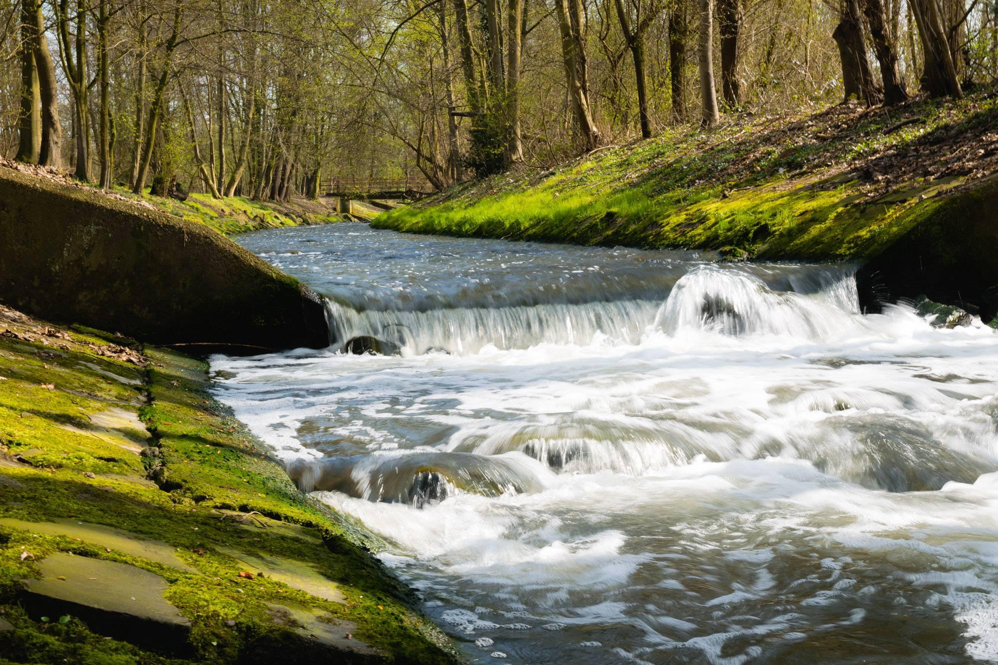 Fluss Itter