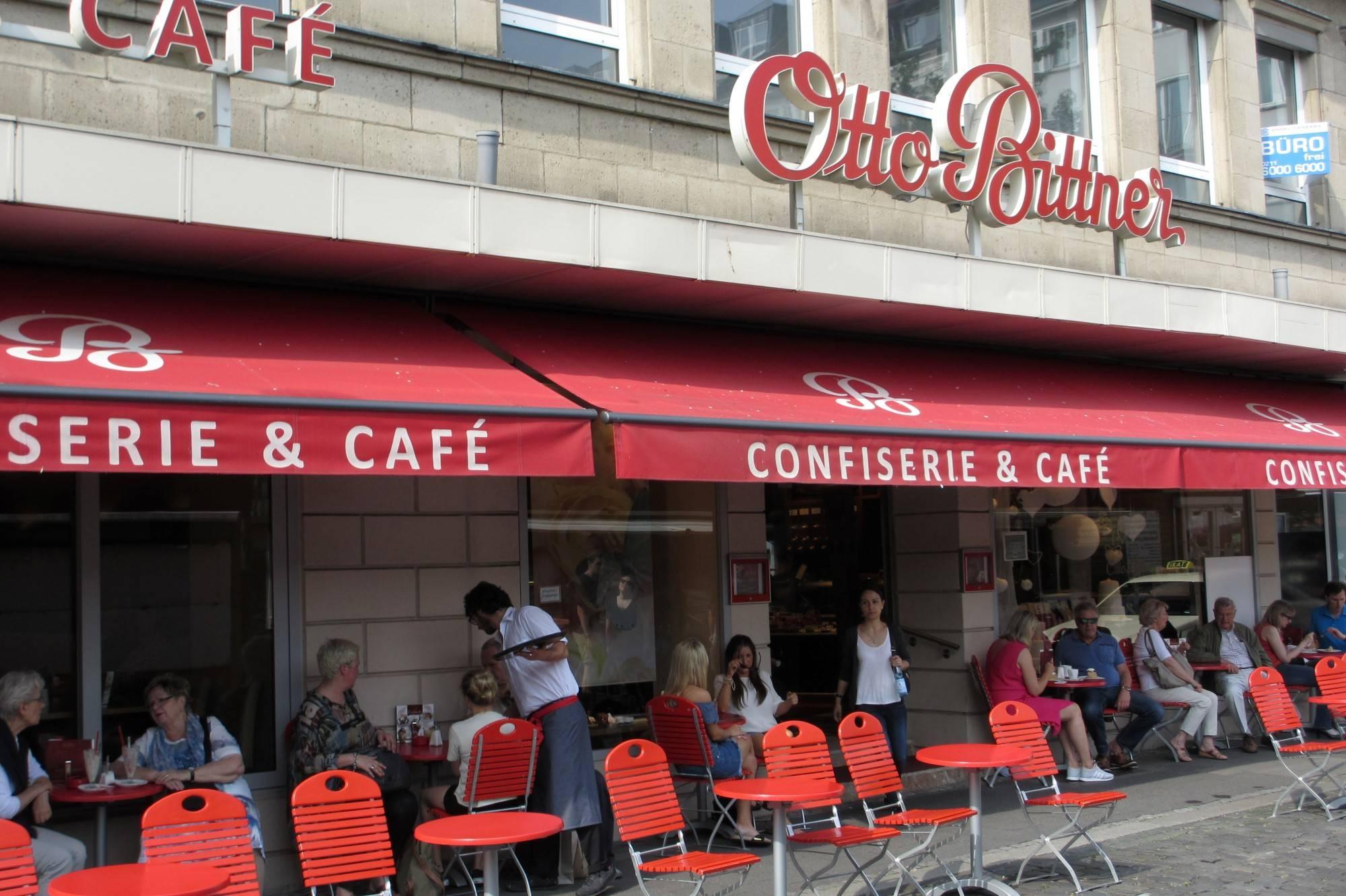 Cafe Otto Bittner