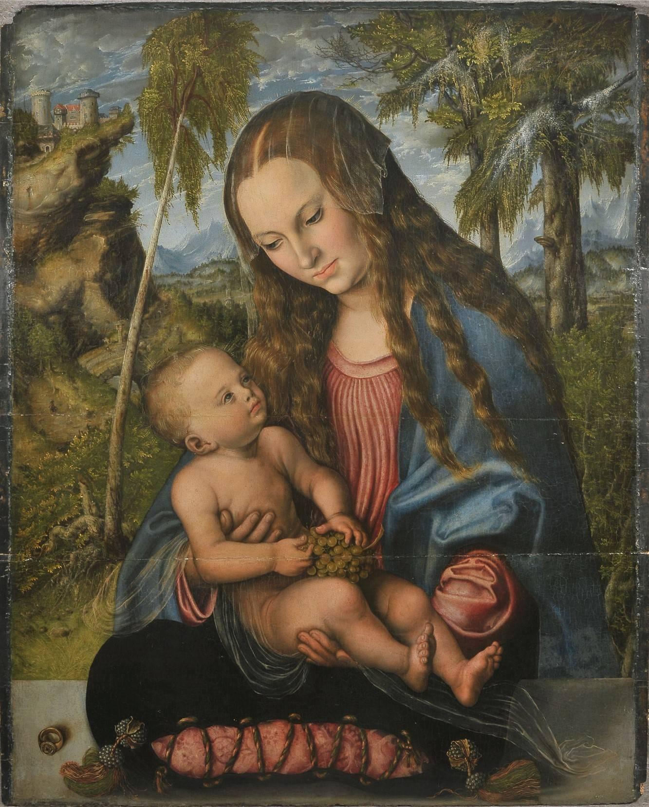 Cranach Madonna