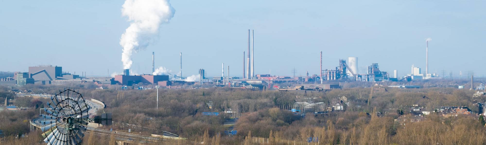 thyssenkrupp Duisburg Bruckhausen