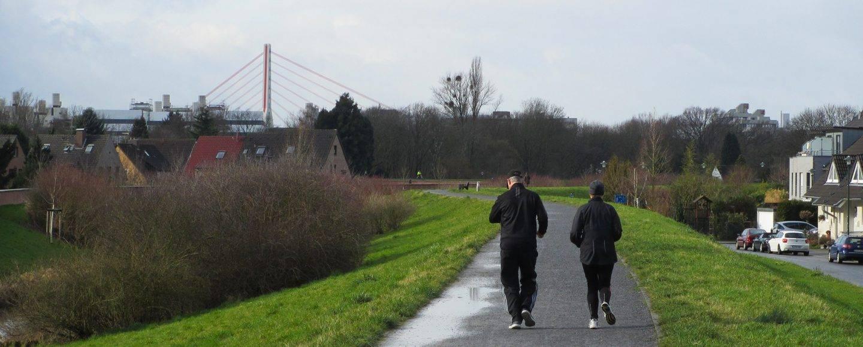 Joggingrunde Eller