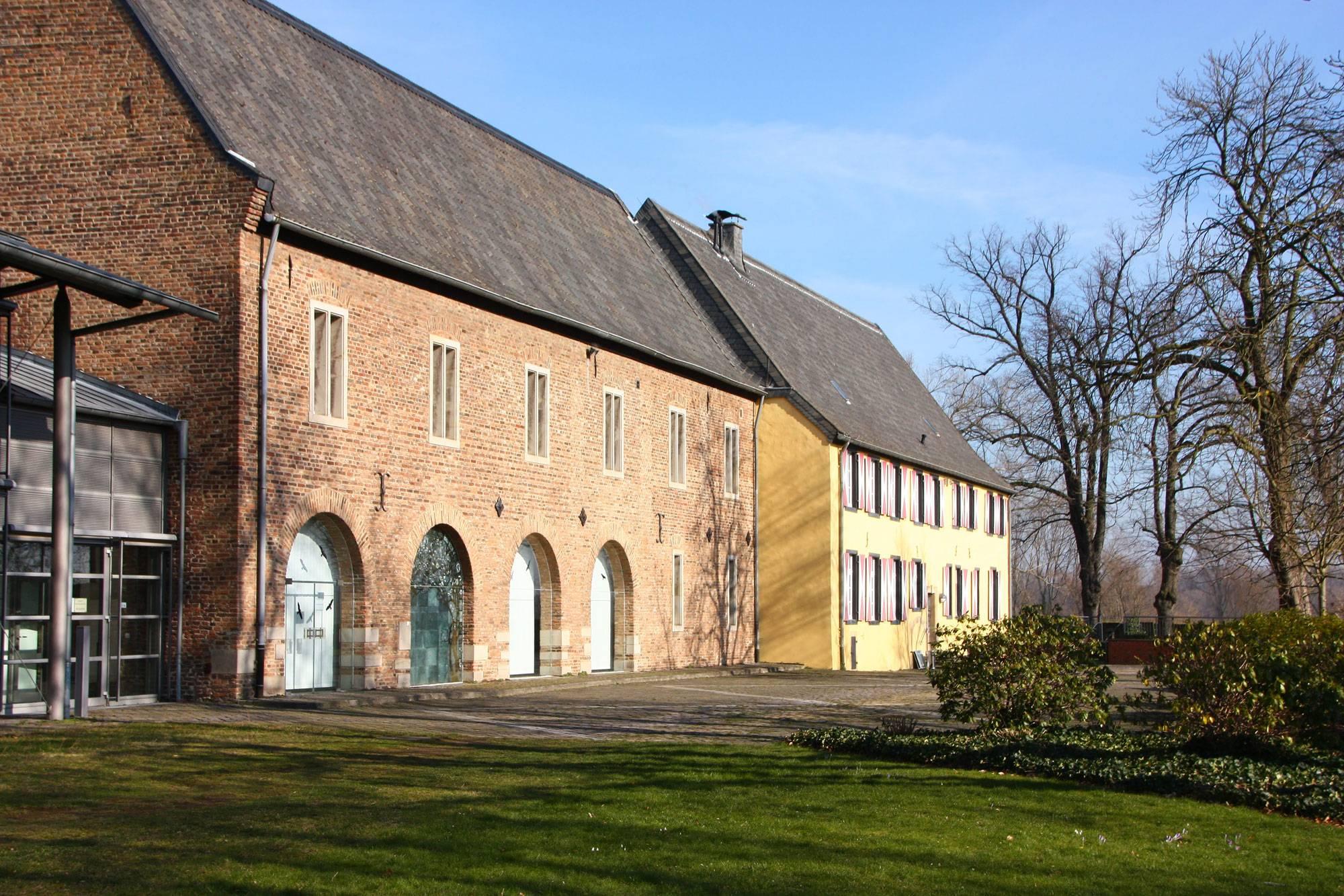 Burg Friedestrom Vorburg