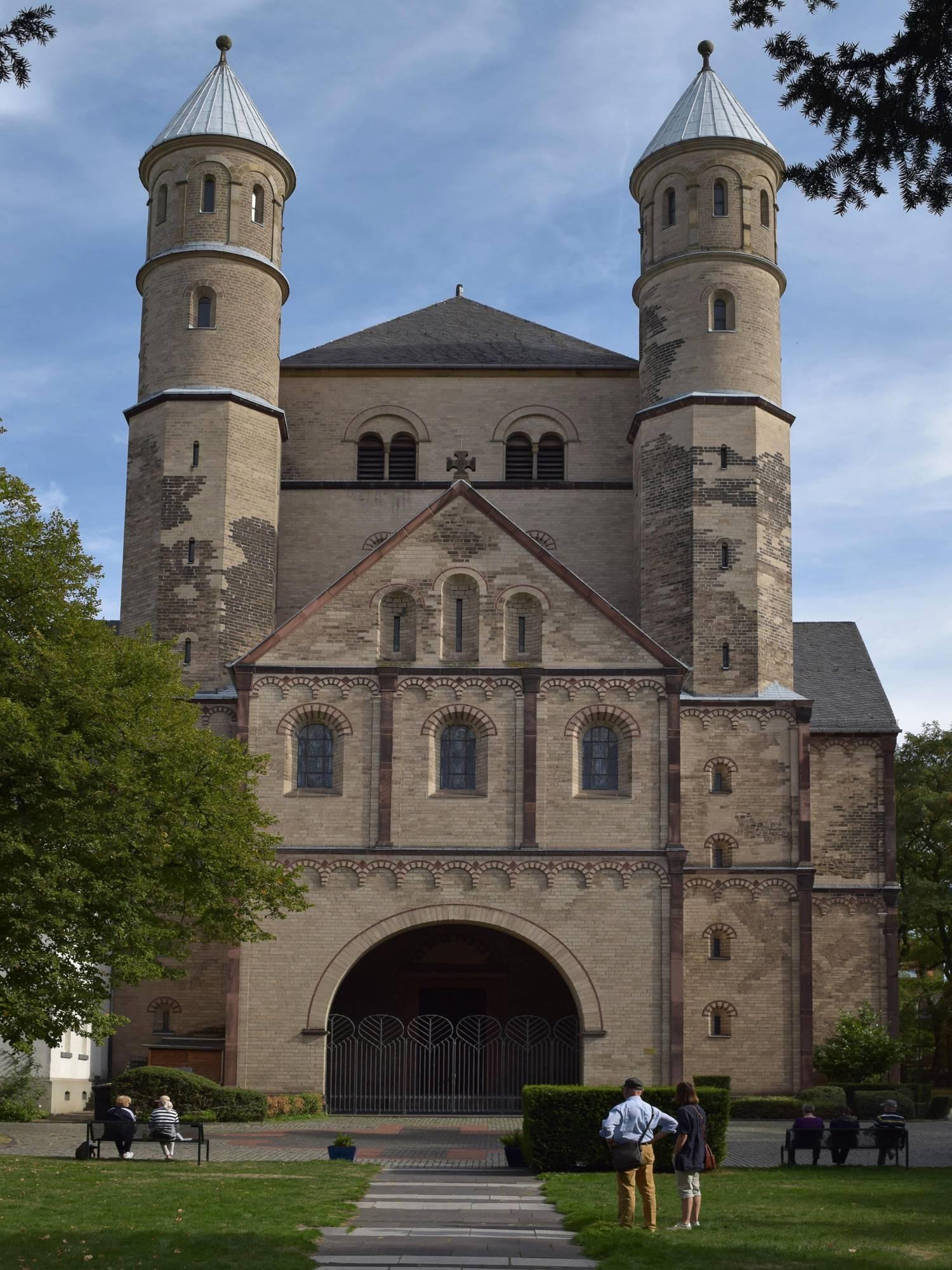 Romanische Kirche Köln